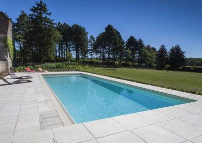 Faire construire une piscine prête à plonger à Carpentras