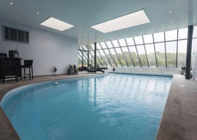 Conception et installation de bassins intérieurs, piscines et spas à Orange